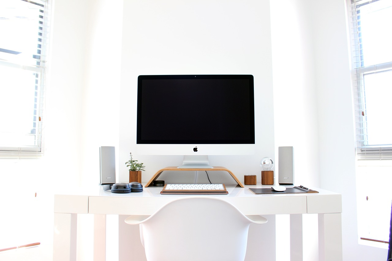 Aranżacja domowego biura
