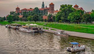 Spędzanie wolnego czasu w Krakowie